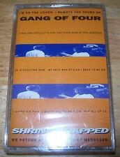 "NEW Gang of Four SEALED ""Shrinkwrapped"" MINT 1995 Castle Records CASSETTE TAPE"