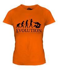 JUDO EVOLUTION OF MAN LADIES T-SHIRT TEE TOP GIFT CLOTHING MARTIAL ART