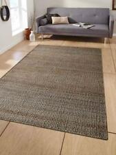 Hand Woven Farmhouse Solid Jute 5 x 8 Carpet 8 x 10 Indian Oriental 3x5 Area Rug