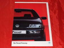 """VW Passat """"Freeway"""" speciale prospetto modello di 1994"""
