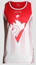 AFL Sydney Swans Mens Training Singlet 2016-2017 - sizes S M L XL