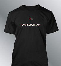 Tee shirt personnalise Fazer S M L XL XXL homme col rond moto FZ1 FZ6