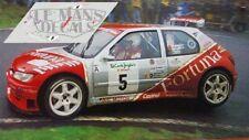 Calcas Peugeot 306 Maxi Rally Corte Inglés 1999 5 Slot  decals Monzon