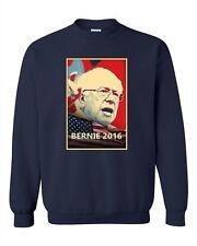 Bernie 2016 Election Vote President Campaign Politics DT Crewneck Sweatshirt