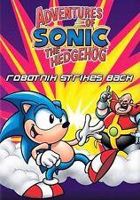 Adventures of Sonic the Hedgehog - No 2: Robotnik Strike Back (DVD, 2008)