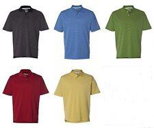 ADIDAS Golf Mens ClimaLite CoolMax Shirts Polos NEW
