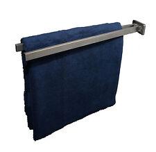 Edelstahl Eckige Handtuchhalter Handtuchstange Doppelt o. Einfach