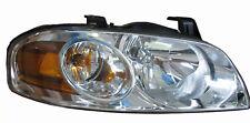 For 04 05 06 Sentra, Right Passenger Headlight Headlamp Lamp Light