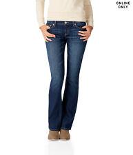 NWT Aeropostale Women Bootcut Core Dark Wash Jean