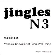 JINGLES N 3 Y. Chevalier J.P Daine FR Press LP