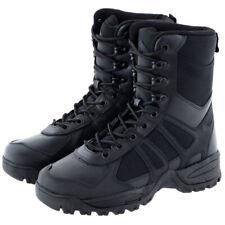Zapatos Trekking Mil-Tec Generación II Combat Botas Negro