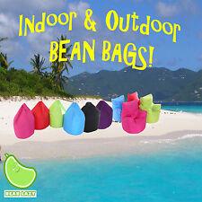BeanLazy Kids/Teens Sizes Bean Bag/Bean Seat. Indoor/Outdoor Garden. With Beans!