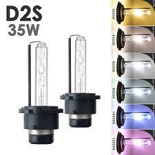 A1 2x Xenon D2S HID Headlight Direct Replacement Bulbs 35W AC OEM 4K 6K 8K 10K