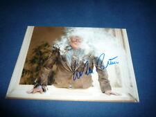 JOCHEN BUSSE signed Autogramm  In Person 13x18 DAS AMT