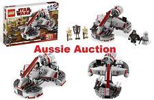Lego 8091 Star Wars Republic Swamp Speeder LTD EDITION