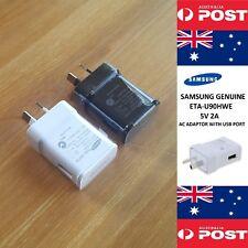 Genuine Samsung AU Wall Charger to USB 5V 2A ETA-U90HBE - Local Seller