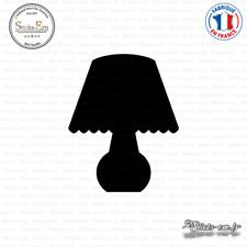 Sticker Lampe Decal Aufkleber Pegatinas PR-019 - Couleurs au choix