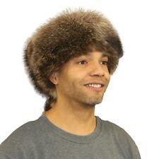 Glacier Wear White Mink Fur Pill Box Hat hts1560