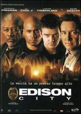 EDISON CITY - FILM DVD NUOVO SIGILLATO