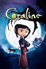 Poster Coraline Anime