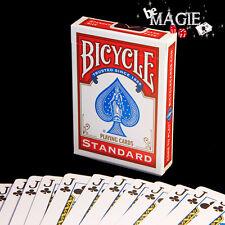 Jeu MIRAGE Bicycle - Svengali amélioré - Poker - Magie - cartes - jeu radio