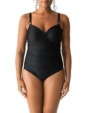 Prima Donna Cocktail Swimsuit 4000134 Underwired Womens Swimwear Black
