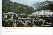 RAGAZ Kanton Sankt Gallen Schweiz Litho-AK ~1895/1905