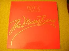 LP ERIC BURDON-WAR-THE MUSIC BAND-BARCLAY-FR-511 011--1979