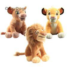 The Lion King Toys Mufasa Simba Nala Plush Doll Stuffed Animal 11'' Teddy Gift