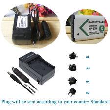 NP-BX1 Battery For Sony Cyber-shot DSC-HX300 DSC-RX100/B RX1 DSC-WX300 /Charger