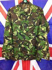 Genuine British Army Soldier 95 DPM Camouflage Shirt or Lightweight Jacket Used