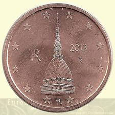 2 Euro Cent Italia UNC memorizzare anno selezionabile!!! - 2002 a 2013