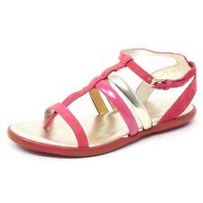 B4699 infradito donna HOGAN IBIZA scarpa fucsia/platino shoe flip flop woman