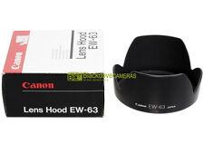 Canon EW-63 paraluce originale per EF 28/105mm. f3,5-4,5. ES63 x 28-105  *