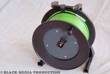 BNC HD-SDI Video Kabel SC-Vector 0.8/3.7 grün auf Trommel | Damar & Hagen *NEU*