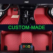 Car Floor Mats for BMW 3 Series E92 Coupe 2006-2012 Waterproof Car Carpets Mats