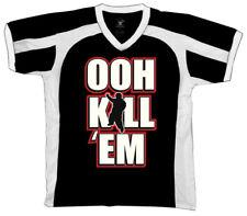 Ooh Kill Em! Cousin Terio Internet Meme Funny Viral Video Retro Sport T-shirt