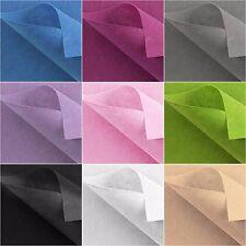 Acquista 2 paga 1 * CARTA FELTRO-velluto-Craft foglio 20x30 - 1mm Bianco Rosa