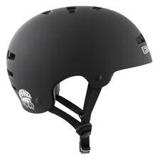 TSG Kraken helmet satin black