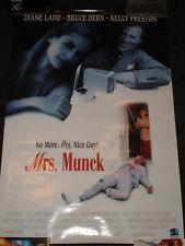 Ms. Munck Movie Poster -  Bruce Dern, Kelly Preston