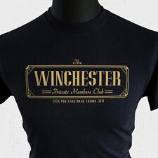 The Winchester Club T Shirt - Minder TV Series Arthur Terry Dave British TV