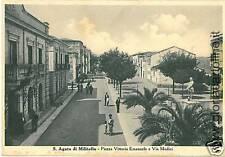 CARTOLINA d'Epoca: SANT'AGATA DI MILITELLO - MESSINA