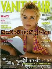 Italian Vanity Fair 7/05,Sharon Stone,Lindsay Lohan,NEW