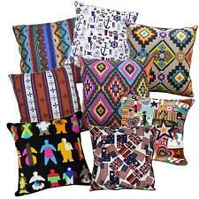Pillow Cover*Cafe Cotton Canvas Sofa Seat Pad Cushion Case Custom Size*AL4