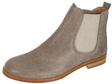 Gallucci J05427AM Mädchen Damen Stiefeletten Chelsea Boots Leder Gr. 33 - 41 Neu