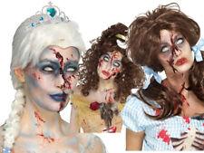 Adults Halloween Wigs Horror Zombie Fairytale Fancy Dress Accessory Wig New