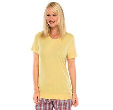 Schiesser Mujer Mix & Relax Camiseta manga corta talla 40-46 l-3xl dormir NUEVO