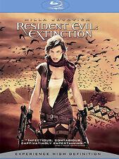 Resident Evil: Extinction (Blu-ray Disc, 2008)