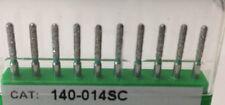 Dental Diamond Burr Course ( 20 ) Round End Cylinder (880) # 140-014S C / KS2