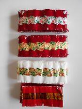 8 YARDS CHRISTMAS CAKE FRILL / FRILLS / RIBBON / DECORATION